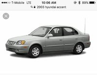 Picture of 2003 Hyundai Accent GL, exterior