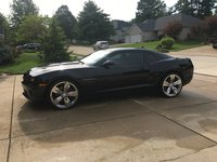 Picture of 2013 Chevrolet Camaro 1SS, exterior
