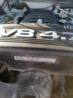 Picture of 2005 Toyota Tundra 4 Dr SR5 V8 4WD Extended Cab SB, engine