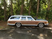 Picture of 1990 Ford LTD Crown Victoria 4 Dr Country Squire LX Wagon, exterior, gallery_worthy