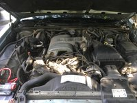 Picture of 1990 Ford LTD Crown Victoria 4 Dr Country Squire LX Wagon, engine