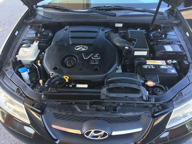 2008 Hyundai Sonata