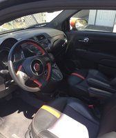 Picture of 2014 FIAT 500e Base, interior