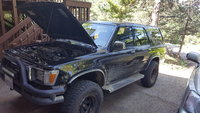 Picture of 1990 Toyota 4Runner 4 Dr SR5 V6 4WD SUV, exterior, gallery_worthy
