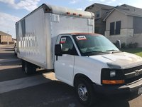 Picture of 2010 Chevrolet Express Cargo G3500, exterior, gallery_worthy