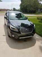 Picture of 2017 Subaru Outback 2.5i Touring, exterior