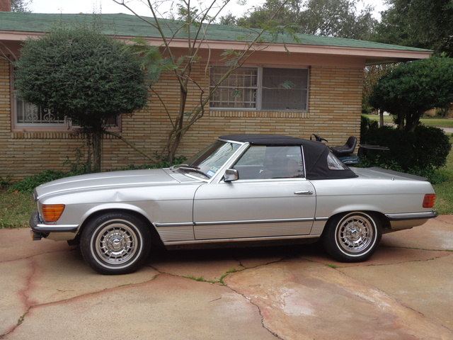 Picture of 1979 Mercedes-Benz SL-Class 280SL
