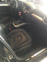 Picture of 2012 Audi A4 2.0T Quattro Premium Plus, interior