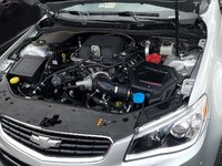 2015 Chevrolet SS Base, Added the LSA Supercharger to this LS3 now 575 HP, engine, gallery_worthy