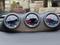 2015 Chevrolet SS Base, Added Boost, Fuel Pressure and Oil Temp gauges, interior