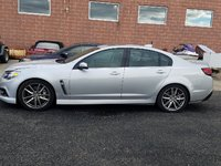 2015 Chevrolet SS Base, Lowered the Springs 1 inch for flatter ride, exterior