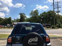 2000 Toyota RAV4 Picture Gallery