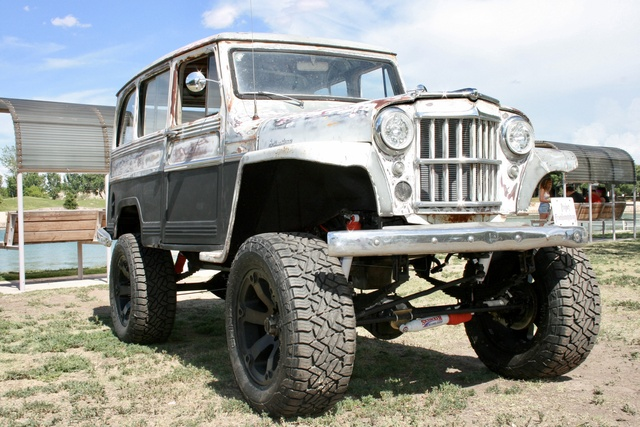 Picture of 1964 Jeep Wagoneer, exterior, gallery_worthy