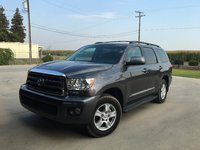 Picture of 2013 Toyota Sequoia SR5 4WD, exterior, gallery_worthy
