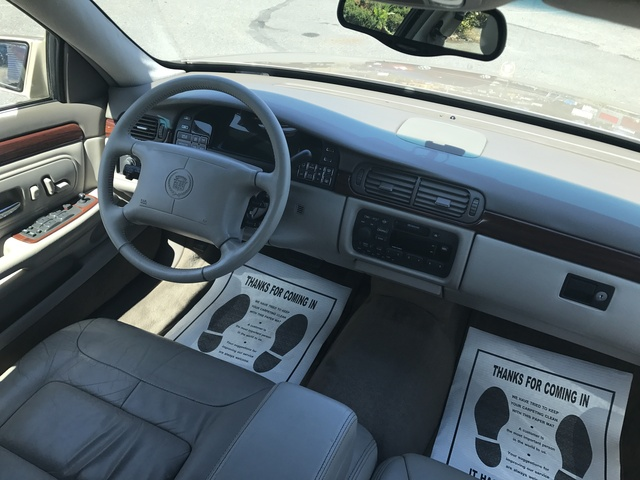 Perfect Picture Of 1998 Cadillac DeVille Concours Sedan FWD, Interior,  Gallery_worthy