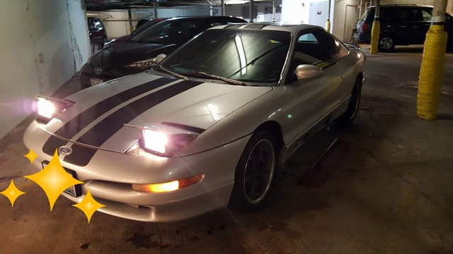 1997 Ford Probe Trims And Specs