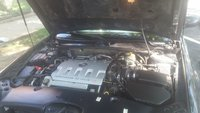 Picture of 2001 Cadillac DeVille Sedan FWD, engine, gallery_worthy