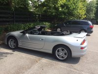 Picture of 2005 Mitsubishi Eclipse Spyder GT Spyder, exterior, gallery_worthy