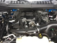 Picture of 2015 Ford F-150 XLT SuperCrew 4WD, engine