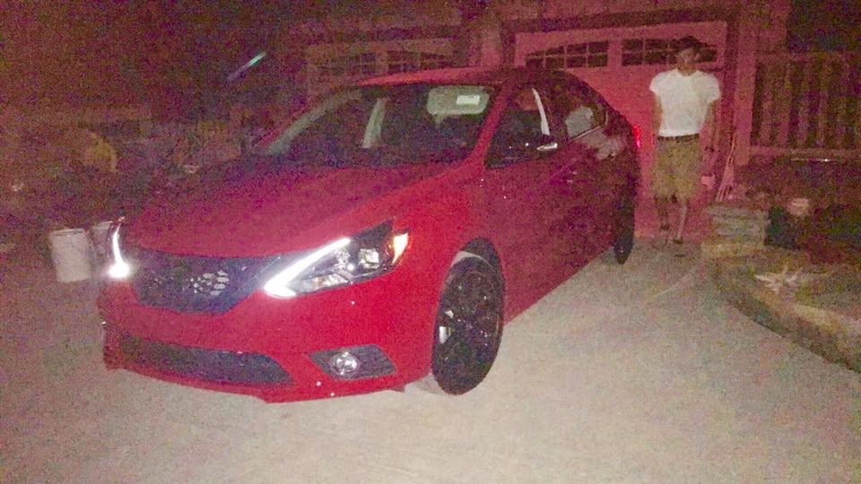 Picture of 2017 Nissan Sentra SR
