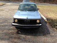1975 BMW 2002 Overview