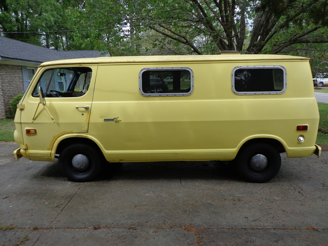 1969 Chevrolet Chevy Van - Pictures - CarGurus