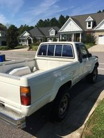 Picture of 1988 Toyota Pickup 2 Dr Deluxe 4WD Extended Cab SB, exterior