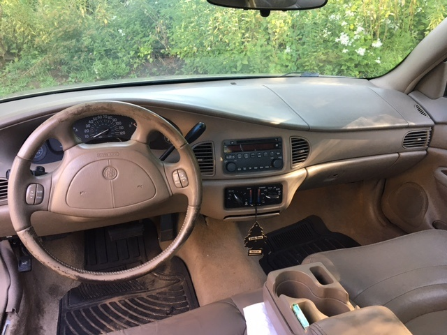 Picture of 2005 Buick Century Base, interior, gallery_worthy