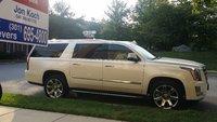 Picture of 2015 Cadillac Escalade ESV Luxury 4WD, exterior, gallery_worthy