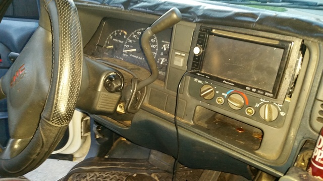 Picture of 1995 GMC Sierra 2500 2 Dr C2500 SL Standard Cab LB, interior, gallery_worthy