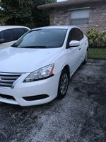 Picture of 2014 Nissan Sentra S, exterior