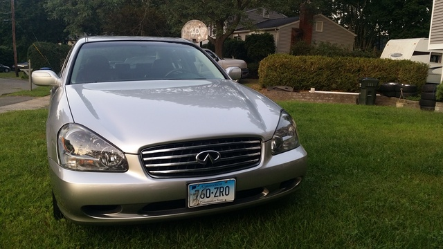 Picture of 2003 INFINITI Q45 4 Dr STD Sedan