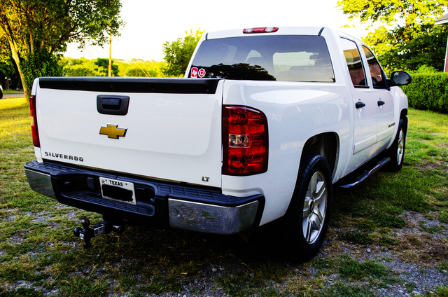 Picture of 2007 Chevrolet Silverado 1500 LT1 Crew Cab, exterior, gallery_worthy
