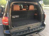 Picture of 2015 Toyota Sequoia Platinum FFV 4WD, interior, gallery_worthy