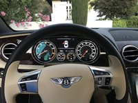 Picture of 2014 Bentley Continental GT W12, interior, gallery_worthy