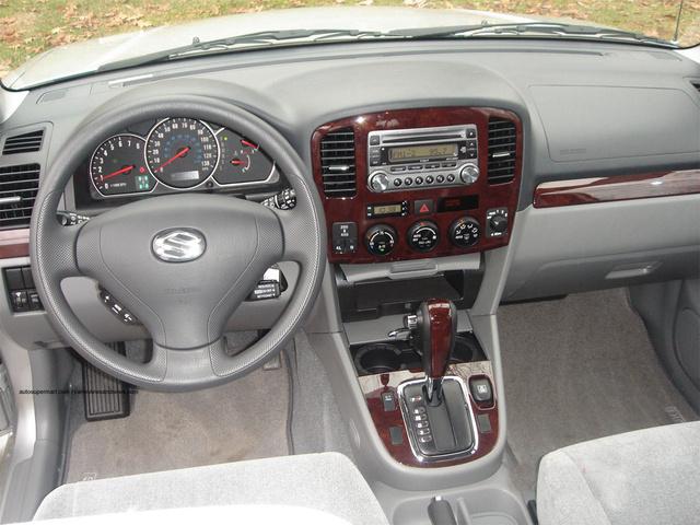 Picture of 2006 Suzuki XL-7 3-Row 4WD, interior, gallery_worthy