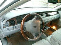 2002 Lincoln Town Car Interior Pictures Cargurus