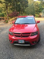 Picture of 2014 Dodge Journey R/T, exterior
