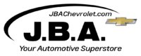 JBA Chevrolet logo