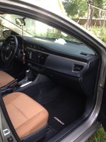 Picture of 2015 Toyota Corolla LE Eco, interior