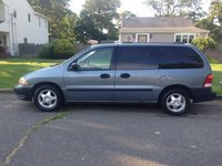 1999 Ford Windstar Cargo Overview