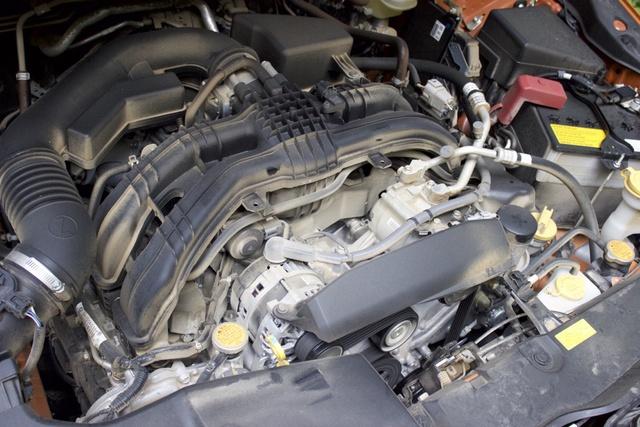 Engine of the 2018 Subaru Crosstrek, engine, gallery_worthy