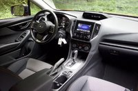 Interior of the 2018 Subaru Crosstrek, interior, gallery_worthy