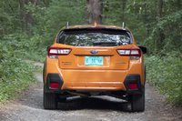 Rear of the 2018 Subaru Crosstrek, exterior, gallery_worthy