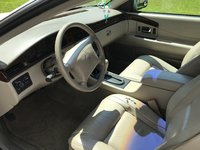Picture of 2001 Cadillac Eldorado ESC Coupe, interior