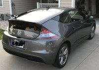 Picture of 2013 Honda CR-Z Base Hatchback, exterior, gallery_worthy