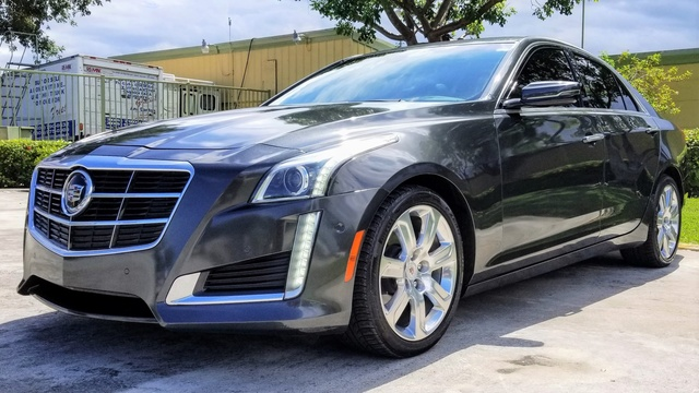 2014 Cadillac Cts Pictures Cargurus