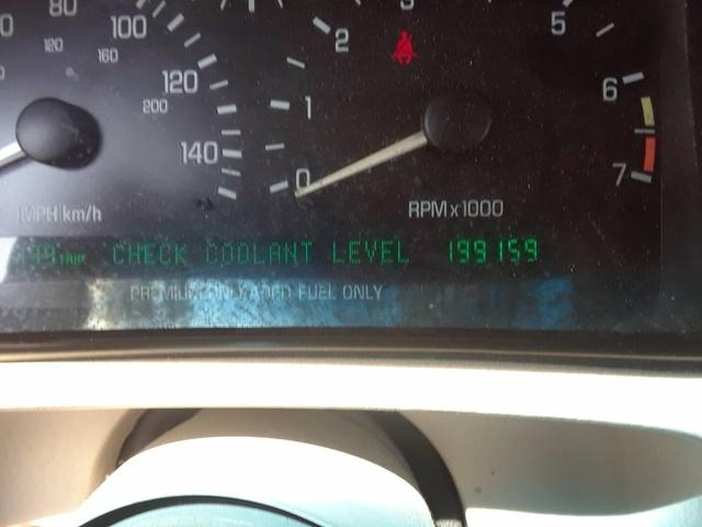 Picture of 1995 Cadillac Eldorado Base Coupe, interior, gallery_worthy
