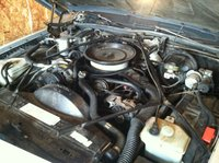 Picture of 1989 Cadillac Brougham RWD, engine, gallery_worthy