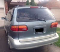 Picture of 2000 Toyota Sienna, exterior, gallery_worthy